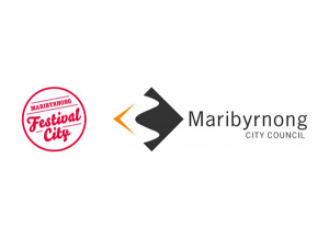 maribyrnong city council logo